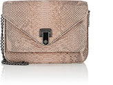 Baraboux Women's Sara Python Crossbody Bag