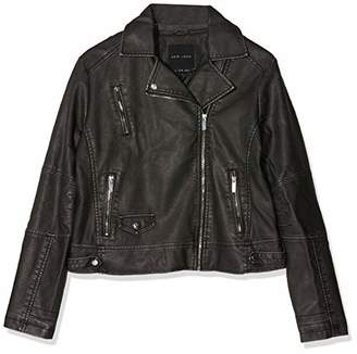 New Look Women's 3917903 Jacket, Black
