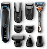 Braun Men's 9-in-1 Multi Grooming Kit & Razor