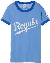 PINK Kansas City Royals Perfect Ringer Tee