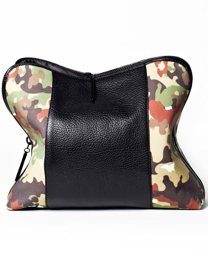 3.1 Phillip Lim Cheetah Camouflage Medium Minute Bag
