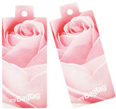 NEW MyBagTag Rose Luggage Tag Set 2pce