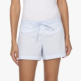 James Perse Laundered Cotton Pajama Short