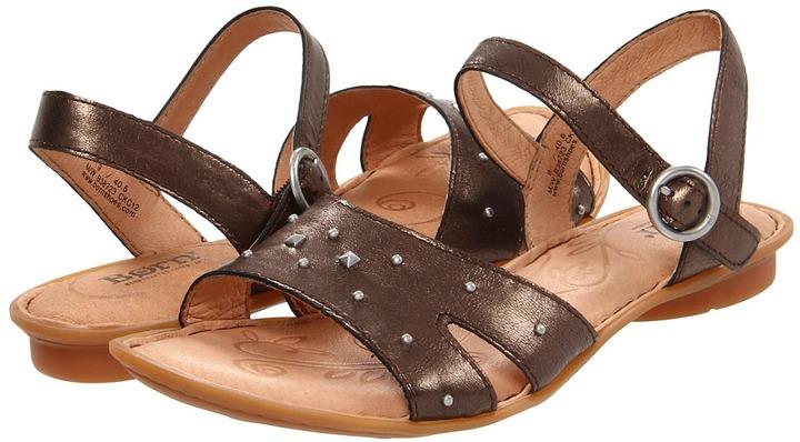 Børn Renzi (T. Moro Full Grain Leather) - Footwear