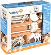 Safety 1st Safety1st - Doors and Drawers Childproofing Kit - 24 Pieces
