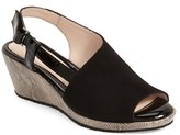 BeautiFeel Women's 'Daisy' Wedge Sandal