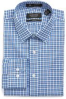 Nordstrom Smartcare(TM) Trim Fit Plaid Dress Shirt