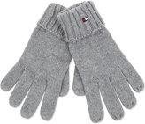Tommy Hilfiger Knitted Cotton-cashmere Gloves
