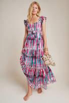 Diane von Furstenberg Lexie Tie-Dyed Maxi Dress