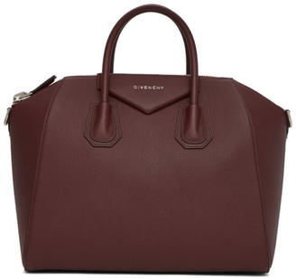 Givenchy Purple Medium Antigona Bag