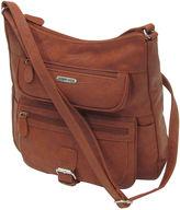 JCPenney MULTI SAC MultiSac Flare Crossbody Bag