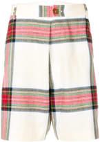 Vivienne Westwood classic check shorts