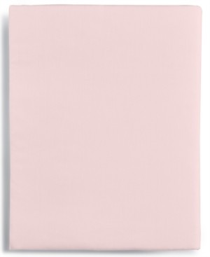 Martha Stewart Collection Solid Open Stock 400 Thread Count Queen Fitted Sheet, Created for Macy's Bedding