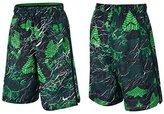 Nike Kobe Emerge Hyper Elite Mens Dri-Fit Basketball Shorts, Black Mamba, XL
