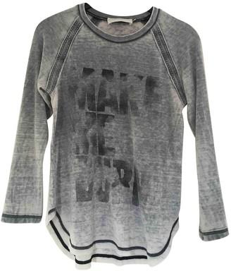 MUNTHE Grey Top for Women