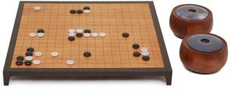 Shang Xia Wannianmu and Agate Chess Set