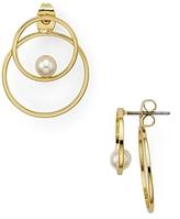Aqua Miranda Stud Earrings - 100% Exclusive