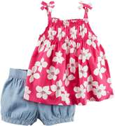Carter's Baby Girls 2 Pc Playwear Sets 239g356