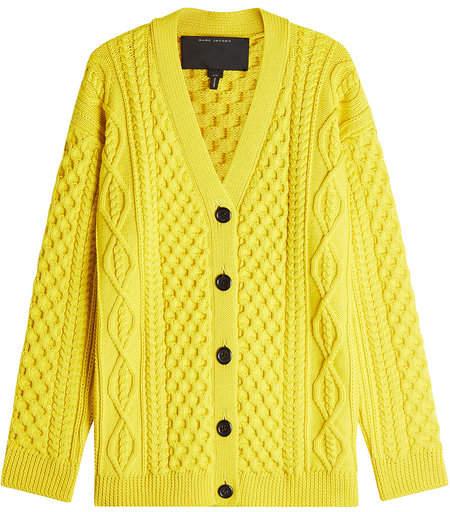 Marc Jacobs Merino Wool Cardigan