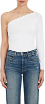 Helmut Lang Women's Jersey One-Shoulder Top