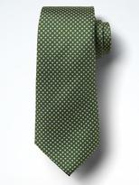 Banana Republic Geo Triangle Silk Nanotex® Tie