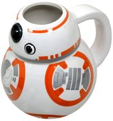 Star Wars Force Awakens Official 3D Ceramic BB-8 Mug