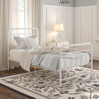 Better Homes & Gardens Better Homes and Gardens Kelsey Metal Bed, Multiple Sizes and Colors