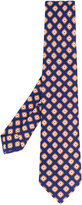 Kiton floral print tie - men - Cotton - One Size