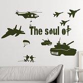 Wall sticker MiniWall MiniWall Sofa Wall Boys Rooms Decorated Walls Boys Sleeping Room Wall Bed Background,118*70Cm