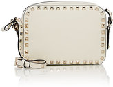 Valentino Women's Rockstud Camera Bag-IVORY