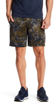 Perry Ellis Camo Print Stretch Short
