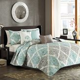 Madison Park Montecito 6-pc. Quilted Coverlet Set