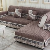 rtryr thick plush sofa cushions/Simpl and modrn uropan-styl sofa/Covr towl/ Fabric cushion slip