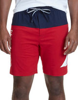 Nautica Cotton Jersey Knit Shorts