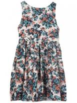 Wren Sleeveless Floral Dress
