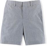 Ralph Lauren Cotton Seersucker Short