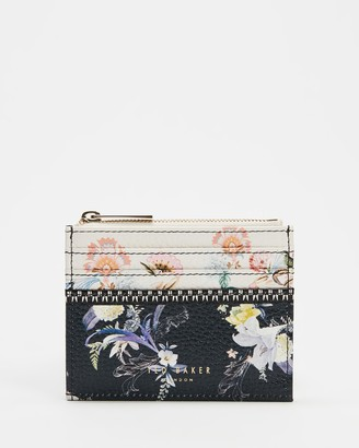 Ted Baker Women's Multi Card Holders - Decadence Zipped Card Holder - Size One Size at The Iconic
