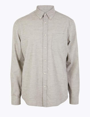 Marks and Spencer Pure Cotton Corduroy Shirt