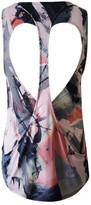 Nina B Roze - Hearted Drape Top - Painted Art