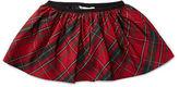 Ralph Lauren Baby Girls Plaid Skirt
