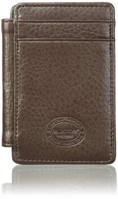 Buxton Men's Deluxe Magic Wallet