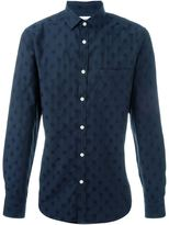 Hope dot print shirt - men - Cotton - 46