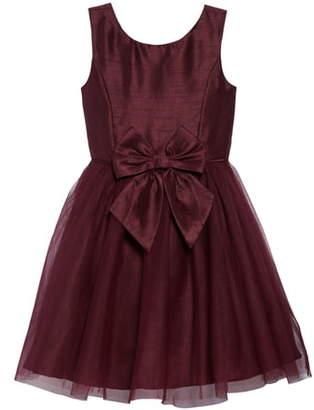 Zunie Fit & Flare Dress