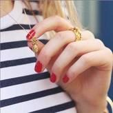 Lee Renee Pineapple Necklace
