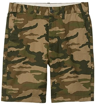 J.Crew Crewcuts By crewcuts by Camo Stanton Shorts (Toddler/Little Kids/Big Kids) (Olive Multi) Boy's Shorts