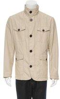 Etro Silk Lightweight Jacket