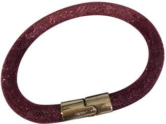 Swarovski Stardust Purple Crystal Bracelets