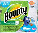 Bounty Paper Towels, Finding Dory Prints