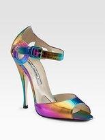 Margie Rainbow Sandals