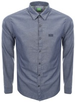 BOSS GREEN C Buster Shirt Navy